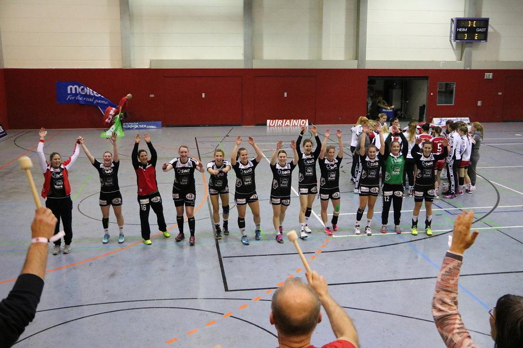 Handball 2.BL 4.12.2016